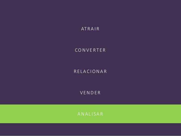Diário: monitorar grandes variações e comportamentos anormais Semanal: acompanhar desempenho em relação à meta Mensal: ide...