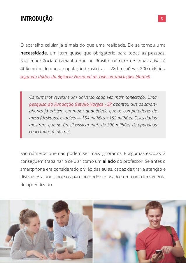 COMO TRANSFORMAR O CELULAR EM UM ALIADO DO PROFESSOR Slide 3