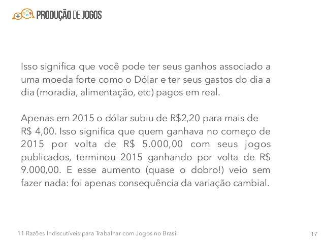 1811 Razões Indiscutíveis para Trabalhar com Jogos no Brasil Razão #8 - Brasileiro adora Tecnologia, Games e Compras O Bra...