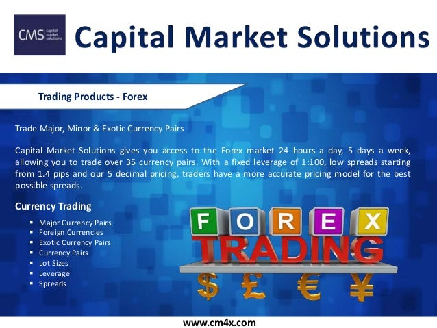 Cms Online Trading Plateform - Best Online Forex Brokers