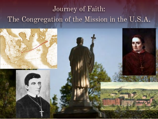 Journey of Faith: The Congregation of the Mission in the U.S.A.
