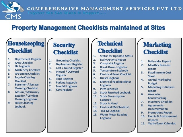 cms company profile