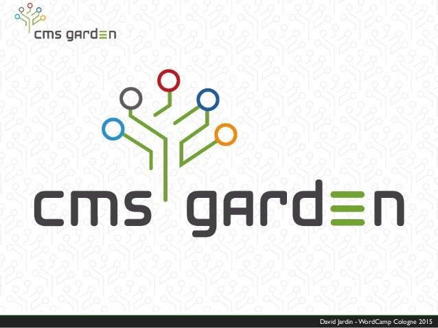 David Jardin - WordCamp Cologne 2015