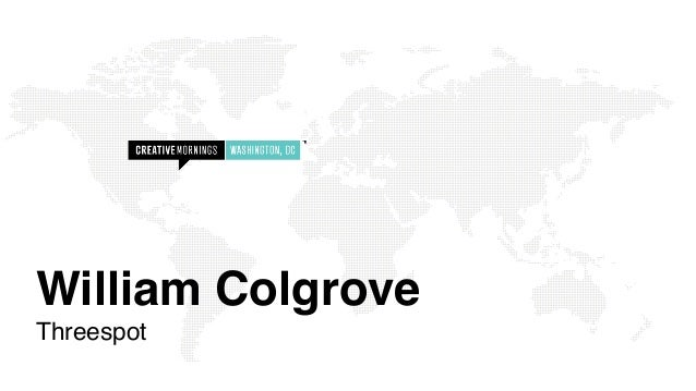 William Colgrove Threespot