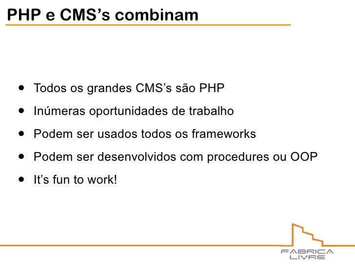 CMS Livres   Gestao de conhecimento para web