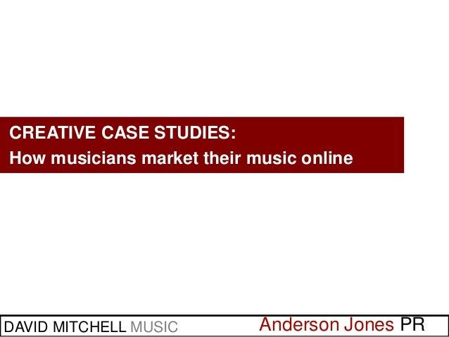 David jones case study