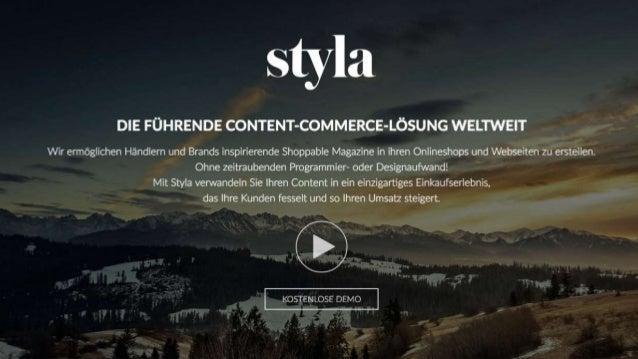 Content Marketing im E-Commerce #cmtb11 Slide 2