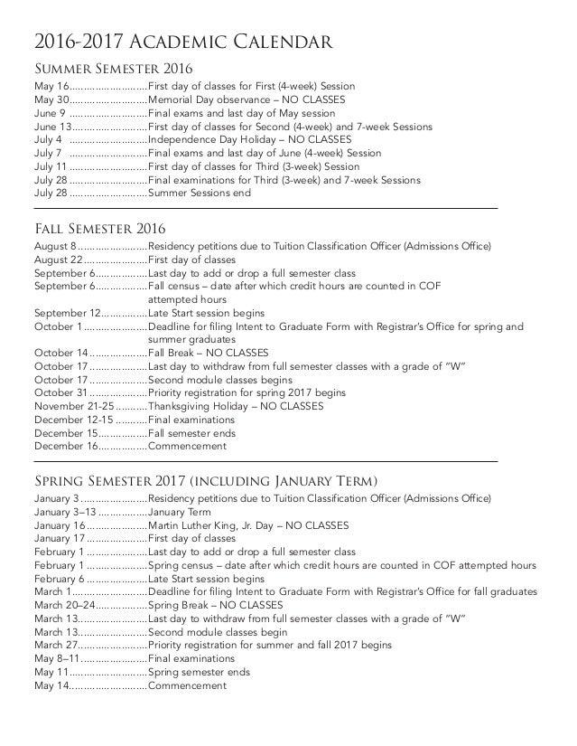 Cmu Academic Calendar 2021-22 Cmu Academic Calendar