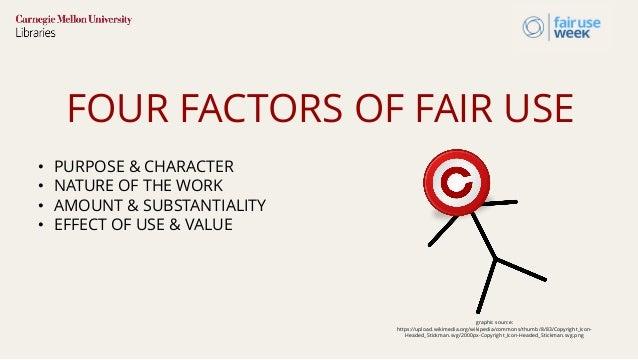 Fair Use Week At Carnegie Mellon University