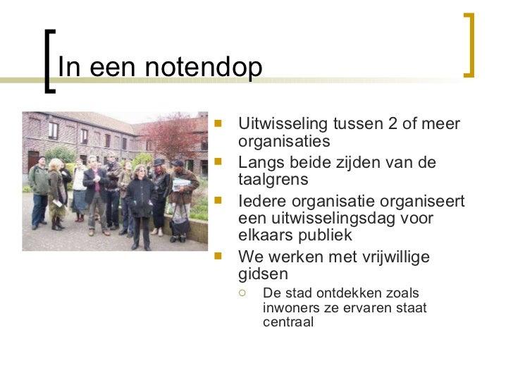 Rendez-Vous met  België  Slide 2