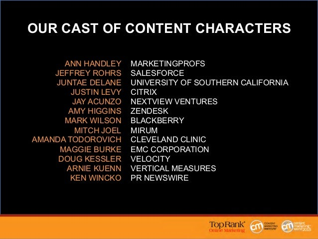 Making Content Marketing the Star of Your Marketing Slide 3