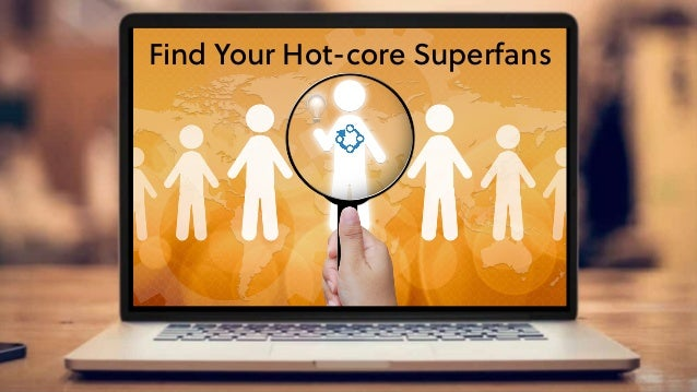 Game Thinking Find Your Hot-core Superfans