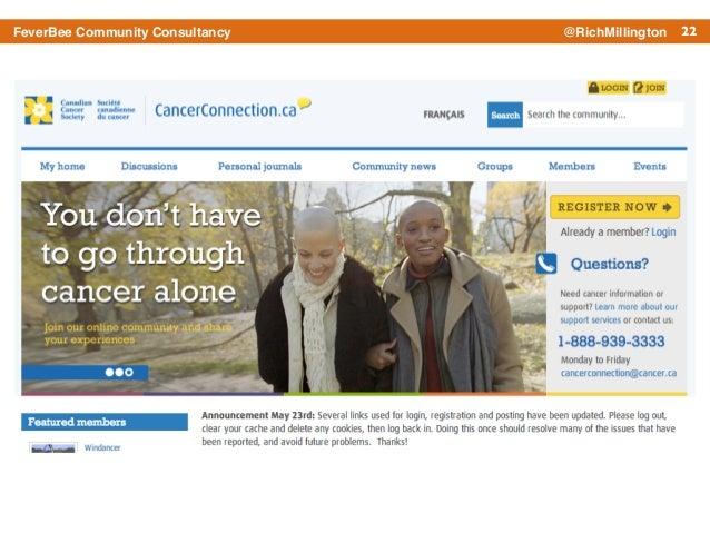 22FeverBee Community Consultancy @RichMillington