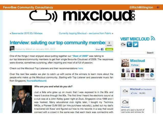 61FeverBee Community Consultancy @RichMillington