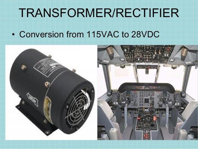 Cn 235 Ac Power Systems