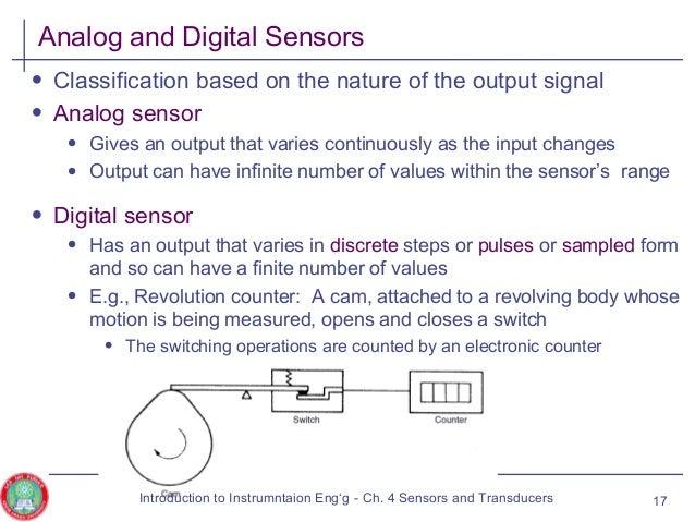 analog and digital transducers pdf