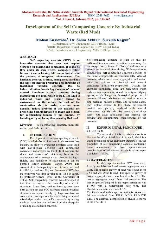 Mohan Kushwaha, Dr. Salim Akhtar, Survesh Rajput / International Journal of Engineering Research and Applications (IJERA) ...