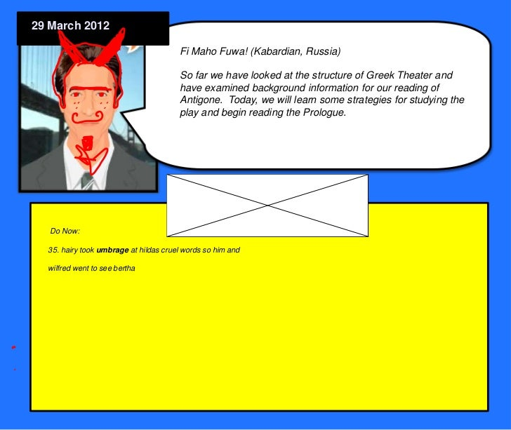 29 March 2012                                       Fi Maho Fuwa! (Kabardian, Russia)                                     ...