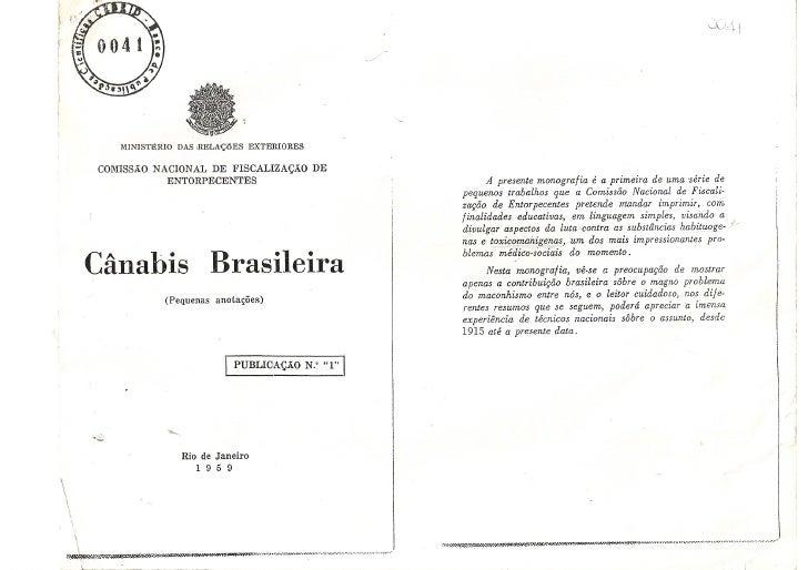 CâNabis Brasileira   1959