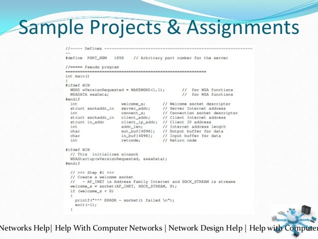 assignment network design Introducing network design concepts objectives upon completion of this chapter, you should be able to answer the following questions: □ what are the benefits of a hierarchal network design □ what is the design methodology used by network designers □ what are the design considerations for the core, distribution.