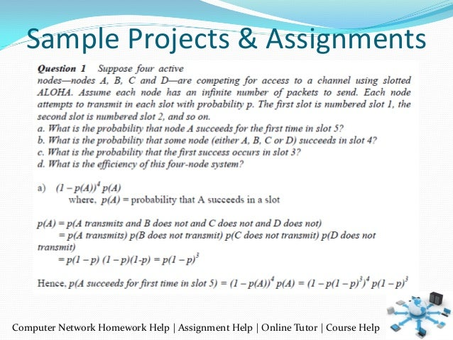 how to make title for assignment