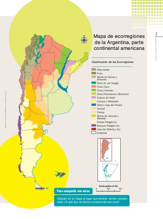 Cn ambientes del pasado y del presente for Ambientes de argentina