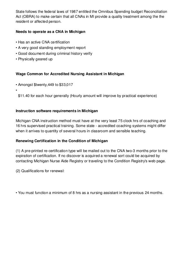 Free Resume Format Cna Certification Renewal Resume Format