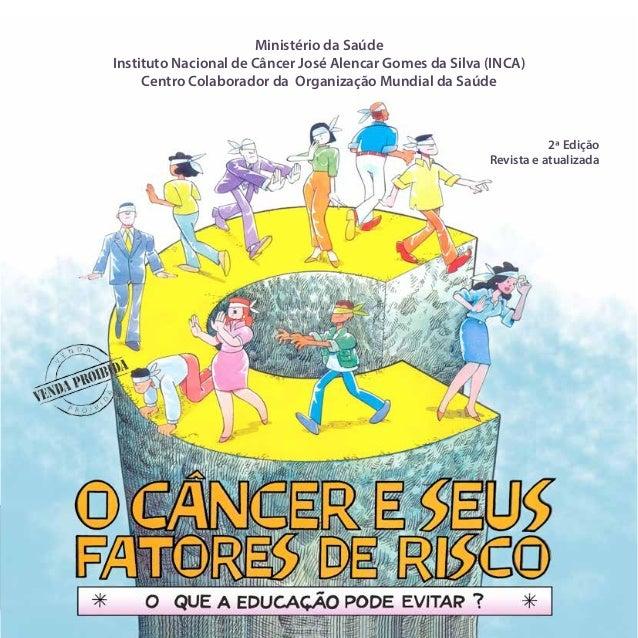 Ministério da Saúde Instituto Nacional de Câncer José Alencar Gomes da Silva (INCA) Centro Colaborador da Organização Mund...
