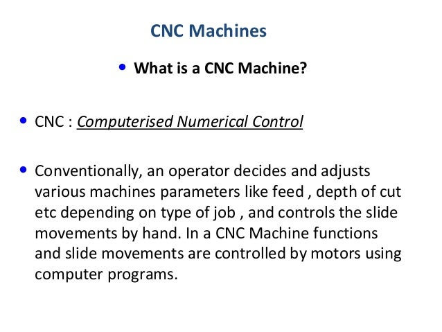 how to program a cnc machine