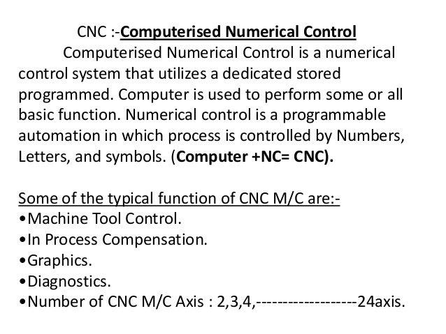 CNC PROGRAMMING FOR BEGAINER Part 1 Slide 3