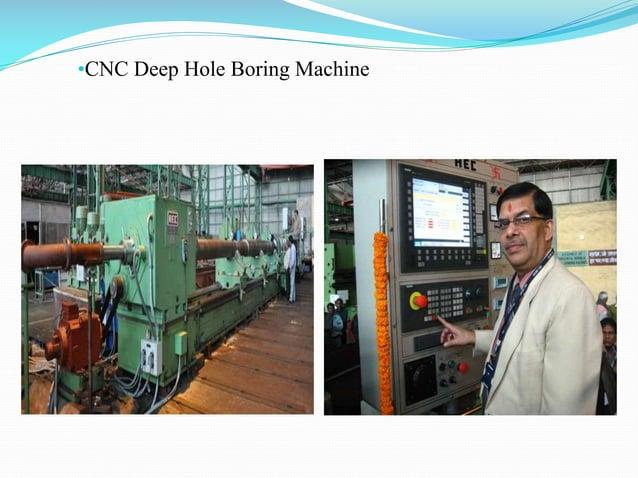 •CNC Deep Hole Boring Machine