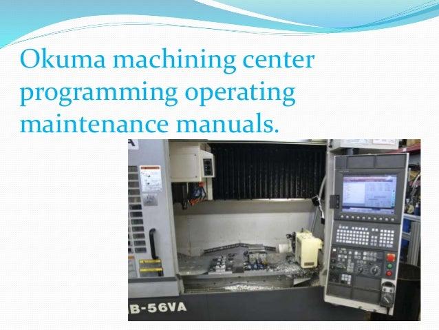 C axis Programming mazak manual install