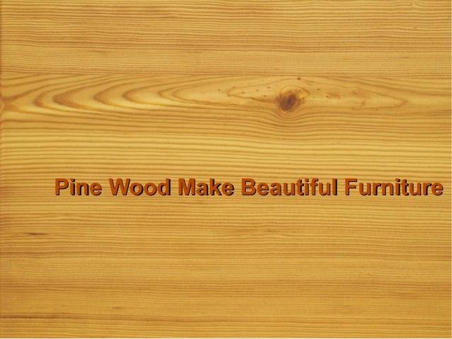 1 2 3 Pine Boards ~ Pinewood