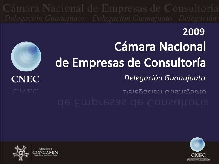 2009    CNEC   Delegación Guanajuato