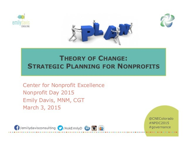 strategic marketing planning for non profit Here's why it's important for nonprofits to realize that marketing is more than the old-fashioned notion of making a sale or securing a donation.