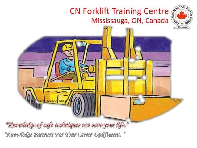 Cn forklift training centre forklift training toronto cn forklift training centre mississauga on publicscrutiny Images