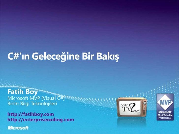 http://fatihboy.comhttp://enterprisecoding.com