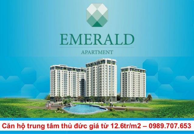 Căn hộ trung tâm thủ đức giá từ 12.6tr/m2 – 0989.707.653