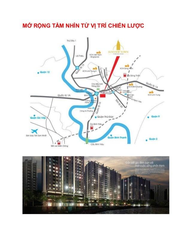Căn hộ sunview town pdf Slide 3