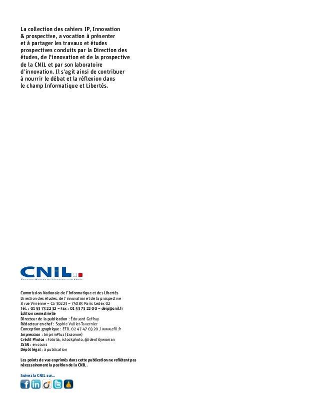 La collection des cahiers IP, Innovation&prospective, a vocation à présenteret àpartager lestravaux et étudesprospectiv...