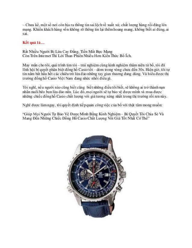 cần mua đồng hồ casio khuyến mãi 2014 Slide 3