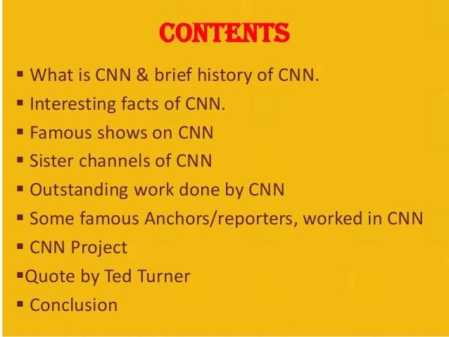 Cnn-full description