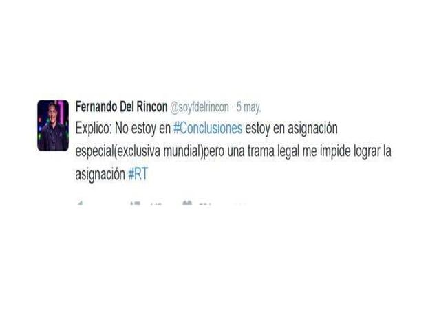 5.- Operadores de la conspiración llevan al falso niño a la entrevista con CNN en un hotel de La Paz el 5 de mayo Víctor C...