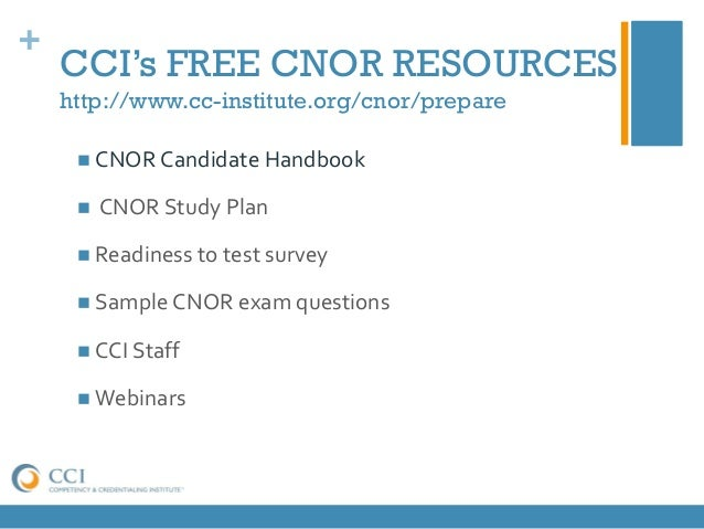 cnor pathway excellence certification
