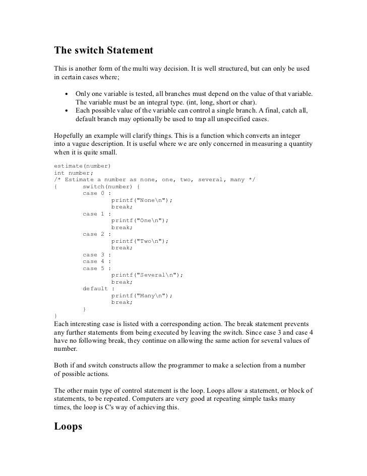 C notes pdf