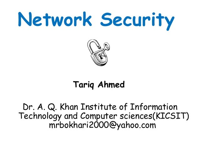 research paper on network security View network security research papers on academiaedu for free.
