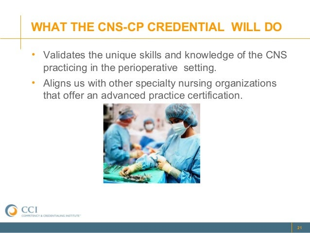 CNS-CP Certification
