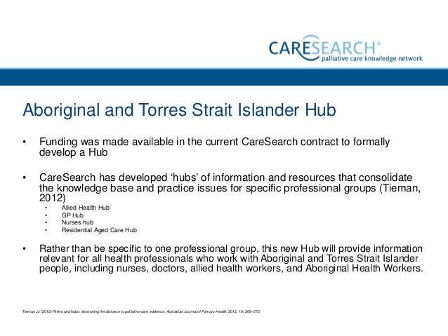 Aged Care Torres Strait Islander