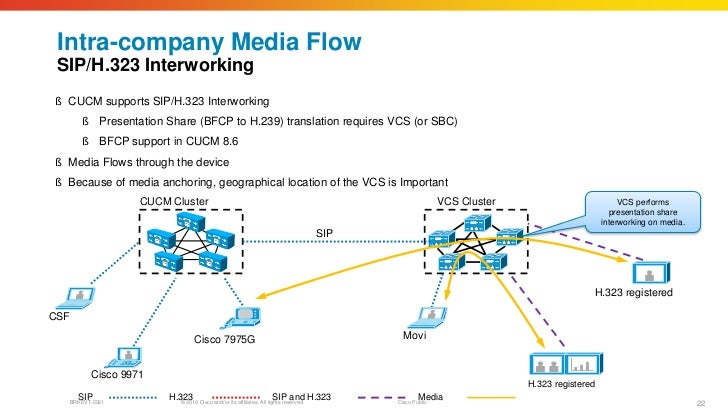 Networkers Video Infrastructure