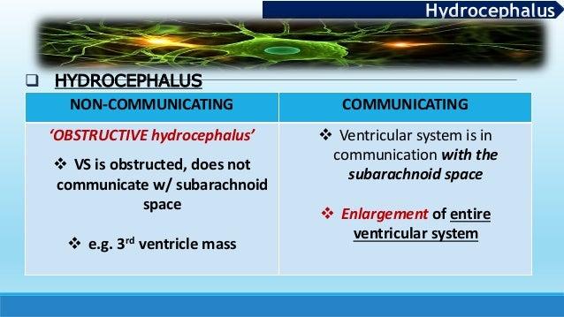 Central nervous system pathology